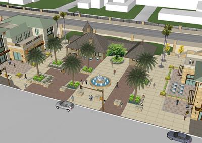 San Carlos Transit Village